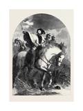 General Garibaldi Giclee Print