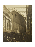 Going - Titanic, May 31St, 1911 Giclee Print