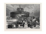 Castle of St. Angelo, 1870 Giclee Print