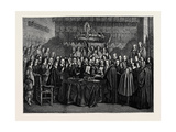Treaty of Westphalia Giclee Print