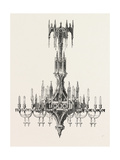 Chandelier, from France Giclee Print