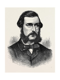 General Boxer, R.A., 1870 Giclee Print