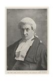 The New Lord Justice of Appeal, Sir Charles James Mathew Lámina giclée