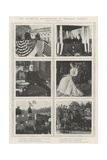 The Attempted Assassination of President Mckinley Giclee Print