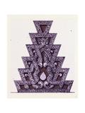 Arabian Ornament Stampa giclée