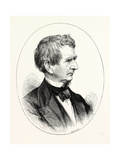 Mr. Seward, 1870s Giclee Print