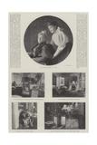 The Baden-Powell Family Giclee Print