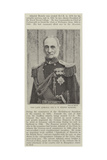 The Late Admiral Sir G T Phipps Hornby Giclee Print