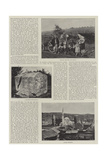 Sketches of Bosnia Giclee Print
