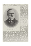 Rear-Admiral H Rose Giclee Print