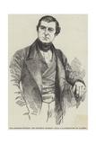 The Attorney-General, Sir Frederick Thesiger Lámina giclée