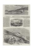 Souchoum-Kaleh Abkhasia, the Head-Quarters of the Turkish Army Giclee Print