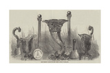 New Masonic Plate for the Grand Lodge of England Giclee Print