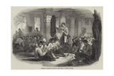 National Workshop (Tailors) in the Prison of Clichy, at Paris Giclee Print
