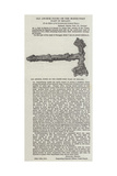 Old Anchor, Found on the North-West Coast of Ireland Giclee Print