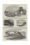 Transatlantic Sketches, the Mississippi River Giclee Print