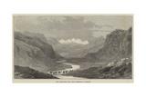 The Karakoram Pass, from Cashmere to Yarkand Giclee Print