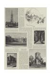 Alfred, Baron Tennyson, Poet Laureate Giclee Print
