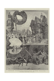The Pantomime Robinson Crusoe, at the Lyceum Giclee Print