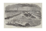 Wreck of the Barque Successor, in the Madras Roads Giclee Print