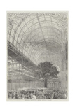 The Last Promenade at the Crystal Palace Giclee Print
