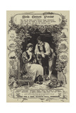 Advertisement for Bird's Custard Powder Giclee Print