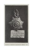 General Gordon's Khartoum Medal, 1885 Giclee Print