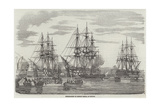 Embarkation of French Troops, at Toulon Giclee Print