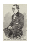 Louis Paulsen, the American Chessplayer Giclee Print