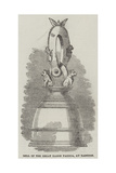 Bell of the Great Dagon Pagoda, at Rangoon Giclee Print