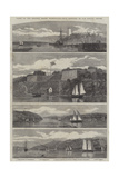 Views on the Potomac Below Washington Giclee Print