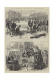 The Freemasons' Benevolent Institutions Giclee Print