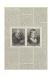 Lord Kelvin's Professorial Jubilee Giclee Print