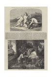 Exhibition of the Royal Academy Giclee Print