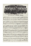 Wellington's Funeral March Giclee Print