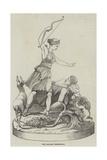 The Taglioni Testimonial Giclee Print