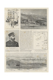 The Loss of HMS Victoria Giclee Print