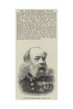 The Late Vice-Admiral Ewart Giclee Print
