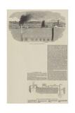 A Coal Mine on Fire Giclee Print