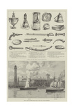The Royal Naval Exhibitions Giclee Print