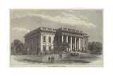 The Courthouse at Calcutta Giclee Print