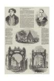 The Burns Festival Giclee Print