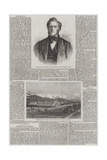 Brigham Young Giclee Print