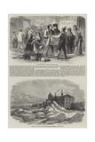 Scenes in Canada Giclee Print