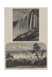 Niagara Falls Giclee Print