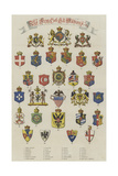 Arms of All Nations Giclee Print
