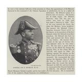 Admiral Sir E Seymour Giclee Print
