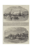 Sketches from Corfu Giclee Print