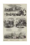 Epsom Races Giclee Print