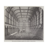 The Royal Swimming-Bath for Ladies at Brighton Giclee Print